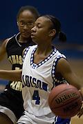 MCHS Varsity Girls Basketball .vs Manassas Park.January 26, 2007