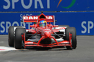 DURBAN, South Africa, Team Canada's Robert Wickens (7th 1:18:909) during the third practice session held as part of the A1GP race weekend in Durban, South Africa on Saturday 23 February 2008.  Photo: SportsPics/SPORTZPICS