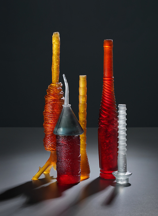 Glass artworks by Wendy Fairclough