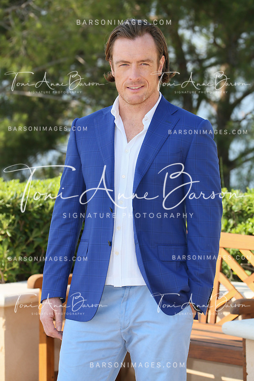 "MONTE-CARLO, MONACO - JUNE 10:  Toby Stephens attends ""Black Sails"" Photocall at the Grimaldi Forum on June 10, 2014 in Monte-Carlo, Monaco.  (Photo by Tony Barson/FilmMagic)"