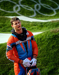 10-08-2012 FIETSCROSS: OLYMPISCHE SPELEN 2012 BMX: LONDEN<br /> Raymon van der Biezen<br /> ©2012-FotoHoogendoorn.nl