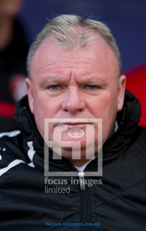 Rotherham United manager Steve Evans before the Sky Bet Championship match at the New York Stadium, Rotherham<br /> Picture by Russell Hart/Focus Images Ltd 07791 688 420<br /> 17/01/2015