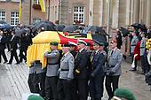Trauerfeier zu Altkanzler Helmut Kohl