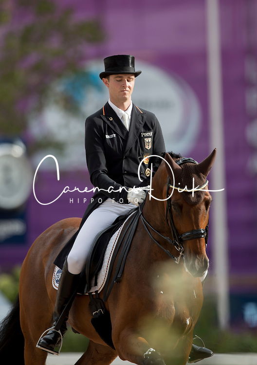 Rothenberger Soneke, GER, Cosmo 59<br /> FEI European Dressage Championships - Goteborg 2017 <br /> &copy; Hippo Foto - Dirk Caremans