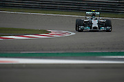 April 20, 2014 - Shanghai, China. UBS Chinese Formula One Grand Prix. Nico Rosberg  (GER), Mercedes Petronas