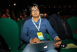 IL VINCITORE DEL PREMIO POLITKOVSKAJA ASIF MOHIUDDIN FESTIVAL INTERNAZIONALE 2015<br /> FERRARA 02-10-2015<br /> FOTO FILIPPO RUBIN