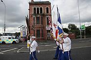 Belfast - Orange Order Parades 12/07/2012