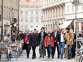 2013/04/10 Matteo Renzi e Debora Serracchiani - Trieste