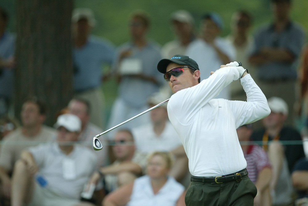 Ignacio Garrido..2003 PGA Championship..Second Round..Oak Hill CC..Rochester, NY..Friday, August 15 2003..photograph by Darren Carroll