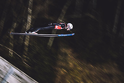 11.01.2019, Stadio del Salto, Predazzo, ITA, FIS Weltcup Skisprung, Val di Fiemme, Herren, Qualifikation, im Bild Halvor Egner Granerud (NOR) // Halvor Egner Granerud of Norway during the qualification of men's FIS Skijumping World Cup at the Stadio del Salto in Predazzo, Itali on 2019/01/11. EXPA Pictures © 2019, PhotoCredit: EXPA/ JFK