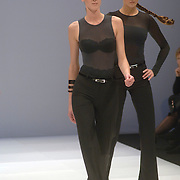 NLD/Amsterdam/20060129 - Modeshow Wolford, Femke Frederiks
