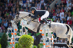 Paul Tapner, (AUS), Kilronan - Jumping Eventing - Alltech FEI World Equestrian Games™ 2014 - Normandy, France.<br /> © Hippo Foto Team - Leanjo De Koster<br /> 31-08-14