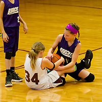 2-8-14 BV 4th Grade Girls A vs Gentry