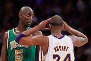 Lakers vs Celtics 3-11-12