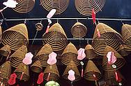 Tin Hau temple. Temple street. Hong Kong   /// temple Tin Hau à Temple street,  dedie à la deesse de la mer et des pecheurs. Hong Kong.