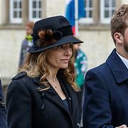 LUX/Luxemburg/20190504 -  Funeral<br /> of HRH Grand Duke Jean, Uitvaart Groothertog Jean, Prinses Miriam van Bulgaria en ...........