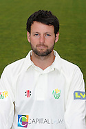 Mike OShea. Glamorgan County Cricket Club, season 2012, photocall at the Swalec Stadium in Cardiff. pic by Andrew Orchard