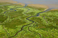 Luchtfotografie - Wadden van boven | Aerial Photography Wadden Sea and Area from Above