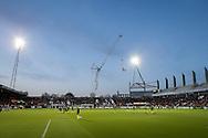 ALMELO, Heracles Almelo - Ajax, voetbal Eredivisie seizoen 2014-2015, 11-04-2015, Polman Stadion, het Polman stadion wordt verbouwd.