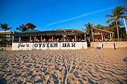 Joes Oyster Bar, Golden Zone, Mazatlan, Sinaloa, Mexico
