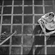 NI—OS DE PORAI - Homenaje a Mariano Diaz.Photography by Aaron Sosa.Retrato de Anna Sofia Sosa Bompart.Caracas - Venezuela 2005.(Copyright © Aaron Sosa)