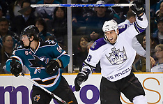 20100104 - Los Angeles Kings at San Jose Sharks (NHL Hockey)
