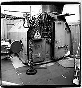 Mutoid Waste Office,Kensington,London 1985