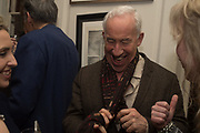 SIMON CALLOW, The launch of Fire Child by Sally Emerson. Hosted by Sally Emerson and Naim Attalah CBE. Dean St. London. 22 March 2017