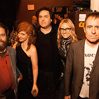 Julie Klausner, Ted Leo, Aimee Mann, Bridey Elliott, Chris Elliott, Max Silvestri, Pichet Ong, Siggy Flicker, Varsity Dance Squad, Zach Galifianikis, Tom Scharpling - How Was Your Week Live - April 5, 2013 - The Bell House, NY
