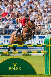Farrington Kent, USA, Gazelle<br /> CHIO Aachen 2019<br /> Weltfest des Pferdesports<br /> © Hippo Foto - Stefan Lafrentz