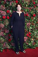 Fiona Shaw, 64th Evening Standard Theatre Awards, Theatre Royal Drury Lane, London UK, 18 November 2018, Photo by Richard Goldschmidt