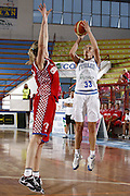 DESCRIZIONE : Porto San Giorgio Torneo Internazionale Basket Femminile Italia Croazia<br /> GIOCATORE : Raffaella Masciadri<br /> SQUADRA : Nazionale Italia Donne<br /> EVENTO : Porto San Giorgio Torneo Internazionale Basket Femminile<br /> GARA : Italia Croazia<br /> DATA : 28/05/2009 <br /> CATEGORIA : tiro<br /> SPORT : Pallacanestro <br /> AUTORE : Agenzia Ciamillo-Castoria/E.Castoria<br /> Galleria : Fip Nazionali 2009<br /> Fotonotizia : Porto San Giorgio Torneo Internazionale Basket Femminile Italia Croazia<br /> Predefinita :