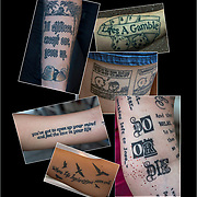 Tattoo Quotes, Symbols, Word and Words