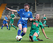 WNL: Cork City WFC 2 - 1 Limerick WFC : 31st May 2018