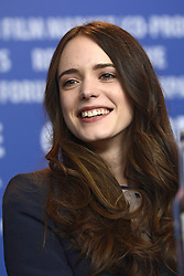 61037259<br /> Stacy Martin during the Nymphomaniac Volume I press conference at the 64th Berlin International Film Festival / Berlinale 2014, Berlin, Germany, Sunday, 9th February 2014. Picture by  imago / i-Images<br /> UK ONLY
