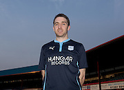 Dundee new boy Paul Heffernan pictured after signing at Dens Park <br /> <br /> <br />  - &copy; David Young - www.davidyoungphoto.co.uk - email: davidyoungphoto@gmail.com