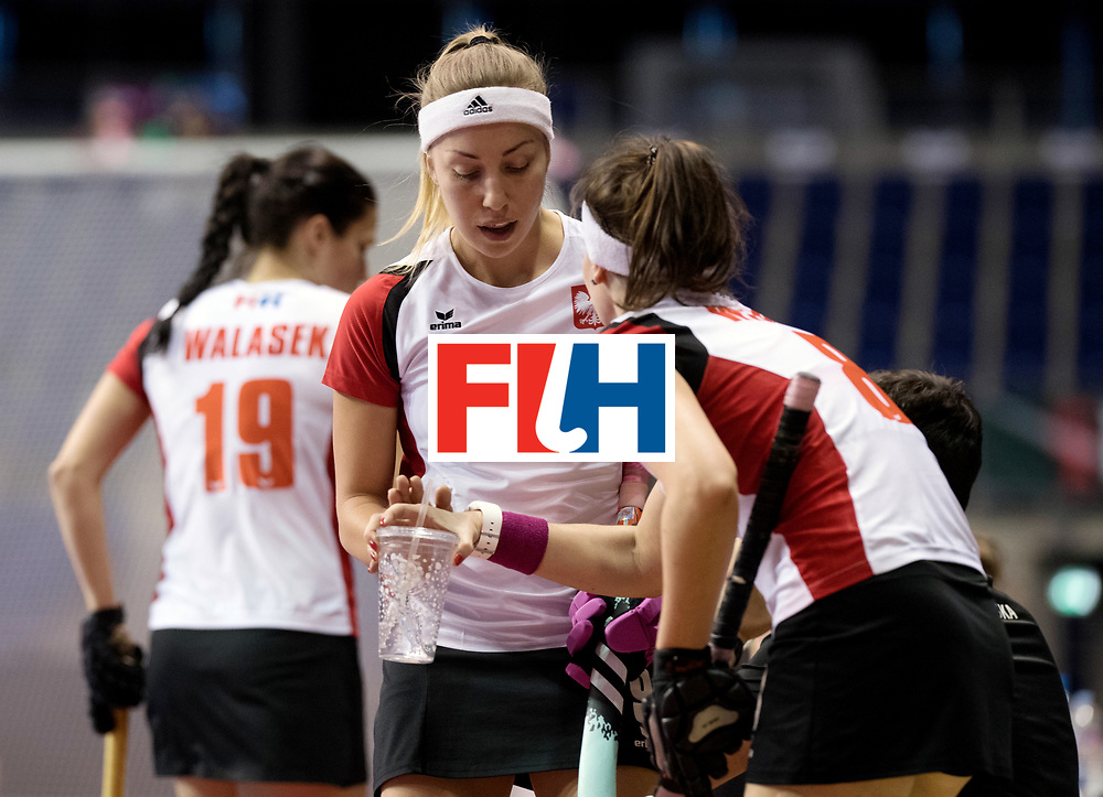 BERLIN - Indoor Hockey World Cup<br /> Women: Poland - Netherlands<br /> foto: <br /> WORLDSPORTPICS COPYRIGHT FRANK UIJLENBROEK