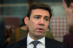 © London News Pictures. 16/05/2015. Labour MP Andy Burnham at Progress Annual Conference held at TUC Congress House in London to discuss the labour leadership race following a heavy defeat in the recent general election..  Photo credit: Ben Cawthra/LNP