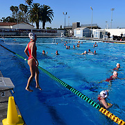 180215 CIF-SS D1 First Round San Marcos v Laguna Beach girls water polo