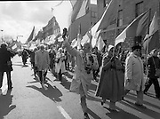 St Patrick's Day Parade.1982.17/03/1982.03.17.1982.Many groups with Irish Heritage also take part in the St Patricks Day parade