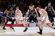 Mika Eric<br /> Dolomiti Energia Aquila Trentino - VL Pesaro<br /> Legabasket Serie A 2017/18<br /> Palatrento, 19/11/2017<br /> Foto M.Brondi / Ciamillo-Castoria