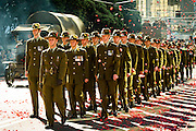 Anzac Day Parade, Wellington, New Zealand: Friday 24 April 2015.