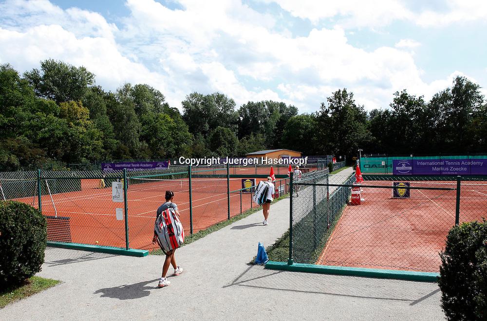 International Tennis Academy Markus Zoecke,ITA,.Trainingsbase,Tennisschule, Camp,Nachwuchs und Talentfoerderung in Oberschleissheim bei Muenchen,