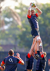 Chris Robshaw (Harlequins) - Mandatory by-line: Steve Haag/JMP - 13/06/2018 - RUGBY - Kings Park Stadium - Durban, South Africa - England Rugby Training and Press Conference, South Africa Tour