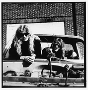 Megadeth, Ohio mid 1980s