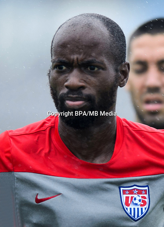 Concacaf- World Cup Fifa Russia 2018 Qualifyer - <br /> USA Soccer National Team - <br /> DaMarcus Beasley