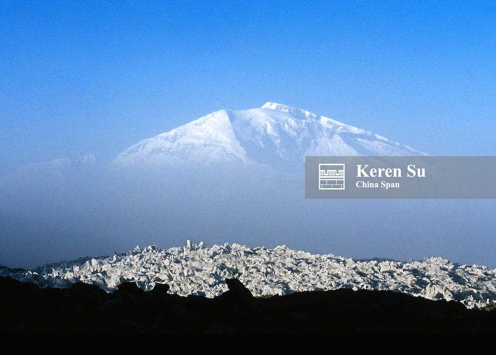 Mt. Muztagata, Xinjiang, China