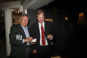 Kasmin and Rupert Wace, The opening  day of the Grosvenor House Art and Antiques Fair.  Grosvenor House. Park Lane. London. 14 June 2006. ONE TIME USE ONLY - DO NOT ARCHIVE  © Copyright Photograph by Dafydd Jones 66 Stockwell Park Rd. London SW9 0DA Tel 020 7733 0108 www.dafjones.com
