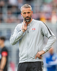 26.05.2019, Red Bull Arena, Salzburg, AUT, 1. FBL, FC Red Bull Salzburg vs SKN St. Poelten, Meistergruppe, 32. Spieltag, im Bild Trainer Marco Rose (FC Red Bull Salzburg) // during the tipico Bundesliga Championsgroup 32th round match between FC Red Bull Salzburg and SKN St. Poelten at the Red Bull Arena in Salzburg, Austria on 2019/05/26. EXPA Pictures © 2019, PhotoCredit: EXPA/ JFK