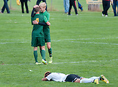 Los Alamos vs Chaparral State Soccer Tournament 11/3/16